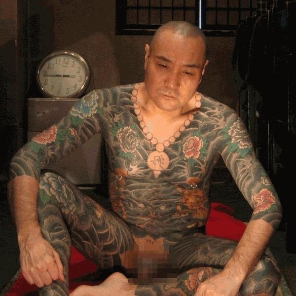 文身 刺青 纹身 疼吗